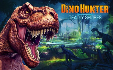 Скриншот DINO HUNTER: DEADLY SHORES