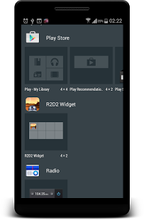 R2 D2 Widget Droid Sounds | Android