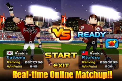 Homerun Battle 3D FREE | Android