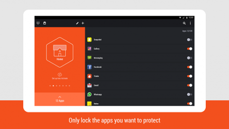 Hexlock - App Lock Security | Android