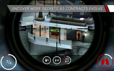 Скриншот Hitman: Sniper