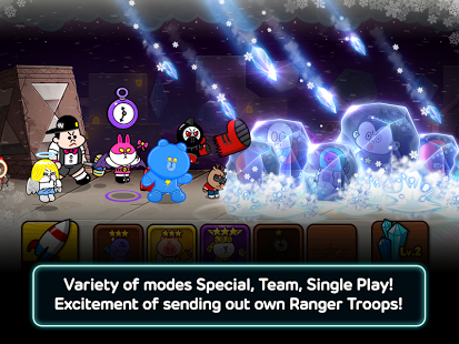 LINE Rangers | Android