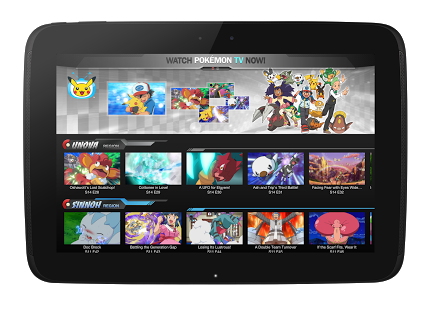 Pokémon TV | Android