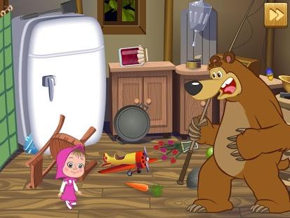 Маша и Медведь: Что лишнее? | Android