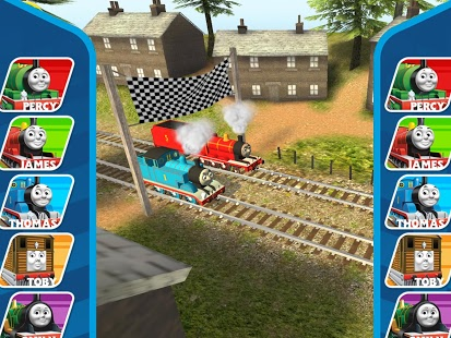 Скриншот Thomas: вперед, Thomas! 1
