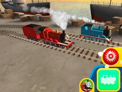 Скриншот Thomas: вперед, Thomas! 2
