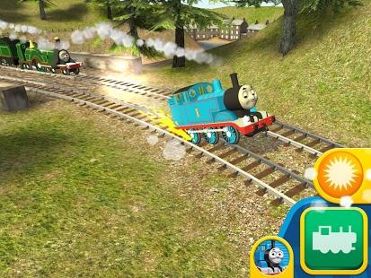 Скриншот Thomas: вперед, Thomas! 3