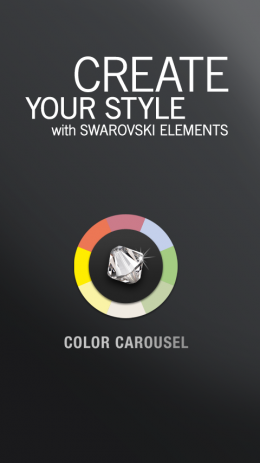 COLOR CAROUSEL with  SWAROVSKI Elements | Android