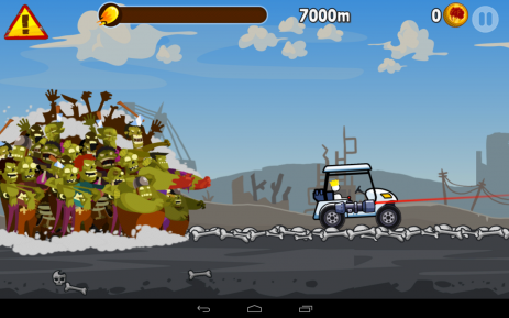 Zombie Road Trip | Android