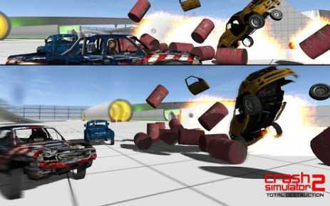Скриншот Car Crash 2: Total Destruction