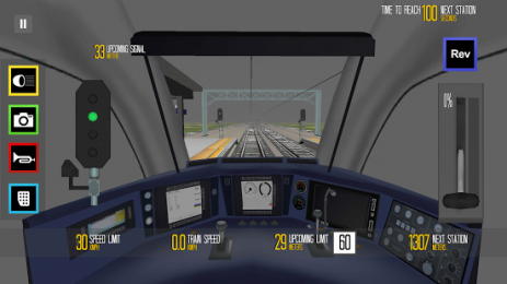Скриншот Euro Train Simulator