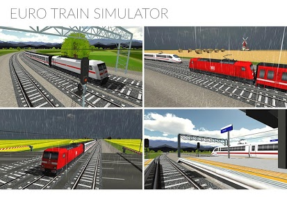 Euro Train Simulator | Android