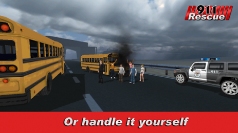 Скриншот 911 Rescue Simulator 3D