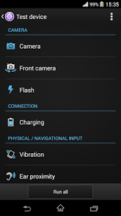 Xperia™ Diagnostics | Android