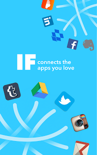 IF by IFTTT | Android