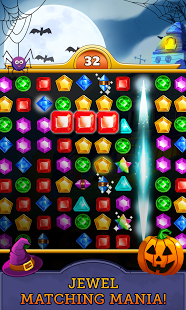 Jewel Mania: Halloween | Android