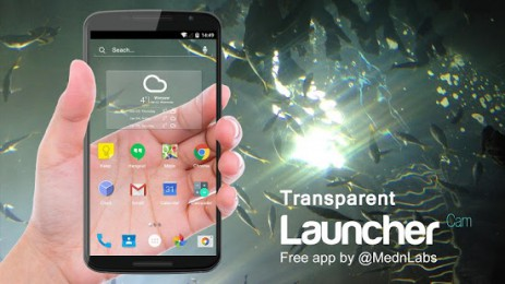 Transparent Launcher | Android