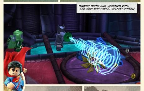 Скриншот LEGO® Batman: Покидая Готэм