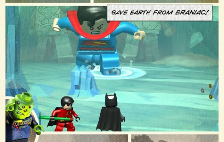 LEGO® Batman: Покидая Готэм | Android