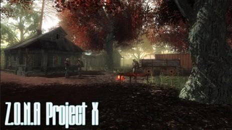 Скриншот Z.O.N.A Project X Lite