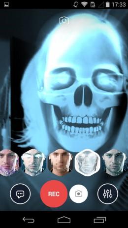 Скриншот Looksery
