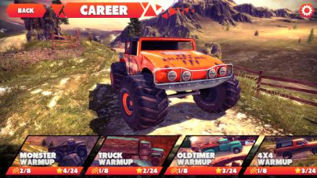 Скриншот Offroad Legends 2