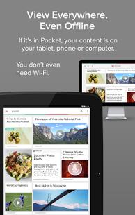 Скриншот Pocket 1