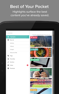 Скриншот Pocket 3
