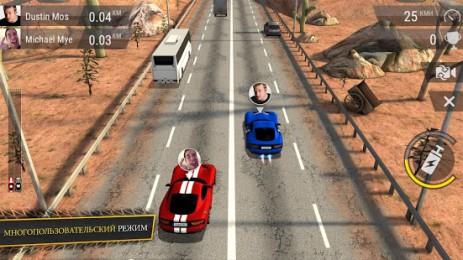 Скриншот Racing Fever