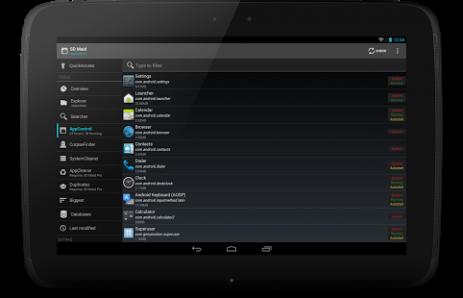 Скриншот SD Maid - очистка системы