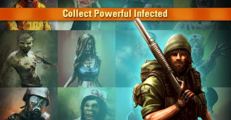 Скриншот Empire Z: Endless War