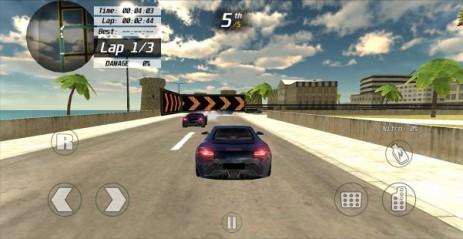 3D Street Racing (Часть 2) | Android