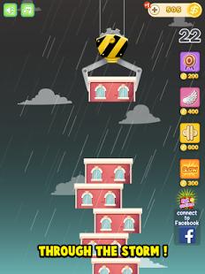 Скриншот Башня с друзьями -Tower Blocks