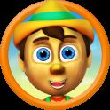 «Мой Говорящий Буратино — Мой Говорящий Буратино» на Андроид
