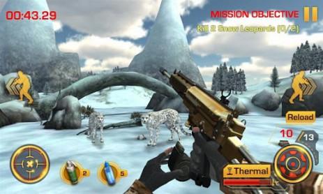 Скриншот Дикий охотник - Wild Hunter 3D
