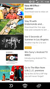 Xperia Lounge | Android