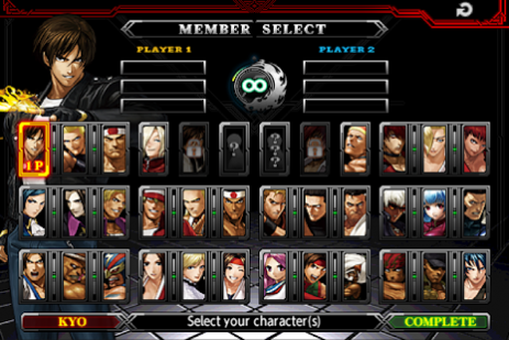 THE KING OF FIGHTERS-A 2012(F) | Android