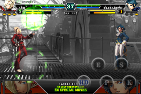 Скриншот THE KING OF FIGHTERS-A 2012