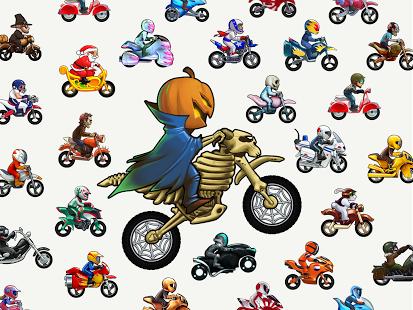Скриншот Bike Race бесплатно - игры гонки для детей