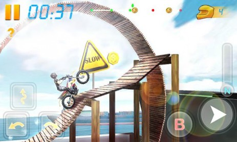 3D Гонка на BMX Мотоциклах - Bike Racing 3D | Android