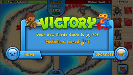 Bloons TD Battles | Android