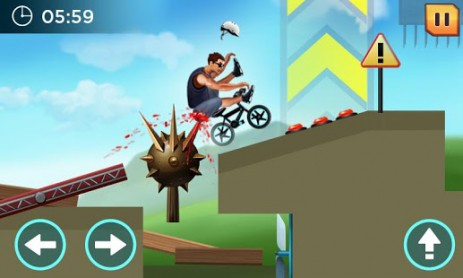 Crazy Wheels | Android