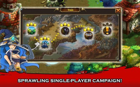 Brave Trials | Android
