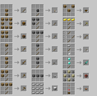 Скриншот Crafting Guide 2015 Minecraft