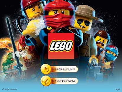 Скриншот 3D Каталог LEGO®