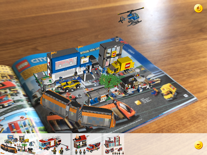 3D Каталог LEGO® | Android