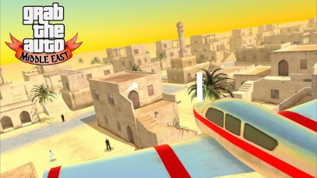 Grab The Auto : Middle East | Android