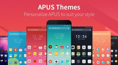 APUS Launcher-Small,Fast,Boost | Android
