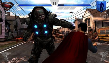 Скриншот Человек из стали