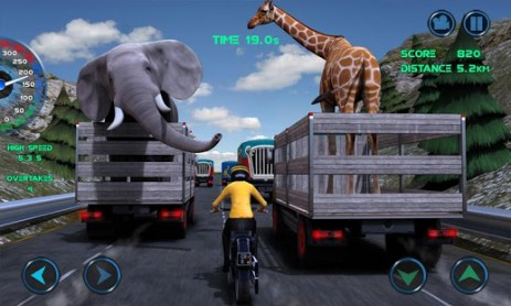 Moto Traffic Race | Android